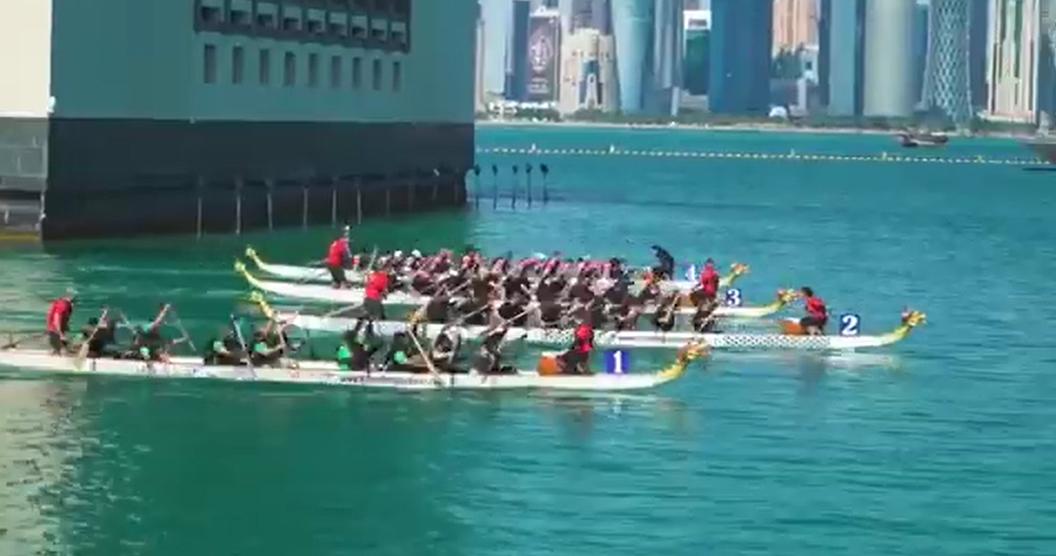 QatarLiving – QNB 2020 Qatar Winter Dragon Boat Festival
