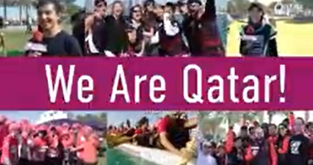 Internal QNB Video – QNB 2020 Qatar Winter Dragon Boat Festival
